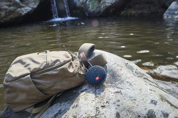 JBL Clip 3 vízálló Bluetooth hangszóró