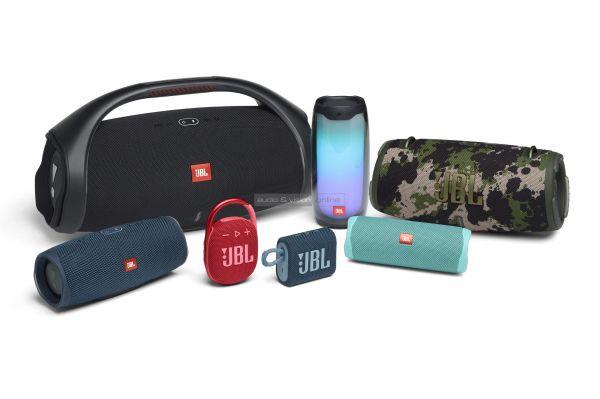 JBL Bluetooth hangszórók