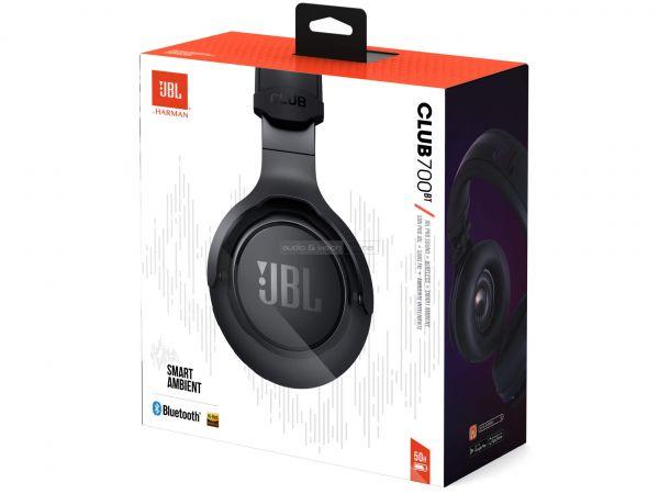 JBL CLUB 700BT Bluetooth fejhallgató doboz