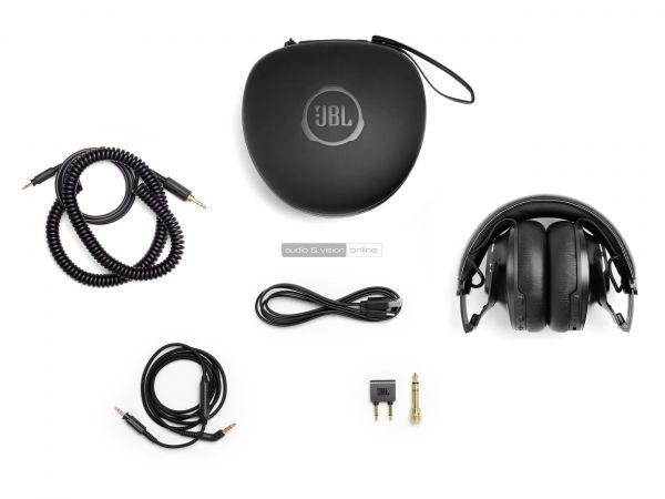 JBL CLUB ONE aktív zajzáras Bluetooth fejhallgató tartozékok