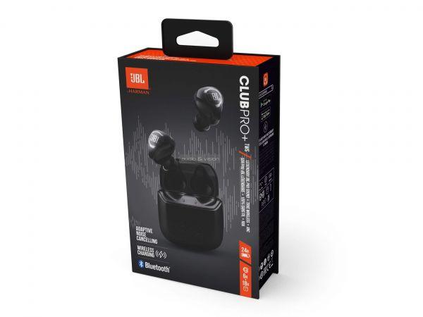 JBL Club Pro plus TWS Bluetooth fülhallgató doboz