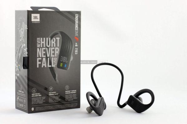 JBL Endurance DIVE vízálló Bluetooth sportfülhallgató