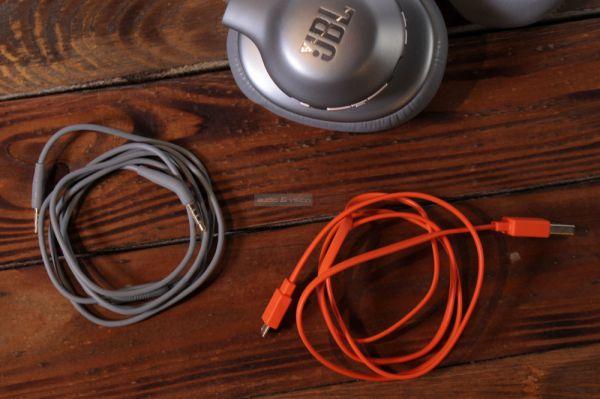 JBL Everest Elite 750NC aktív zajzáras Bluetooth fejhallgató kábel