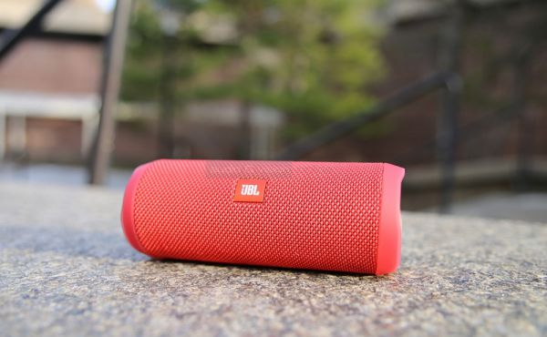 JBL Flip 4 Bluetooth hangrendszer