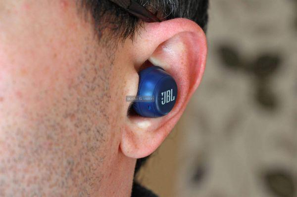 JBL FREE NC+ TWS Bluetooth fülhallgató