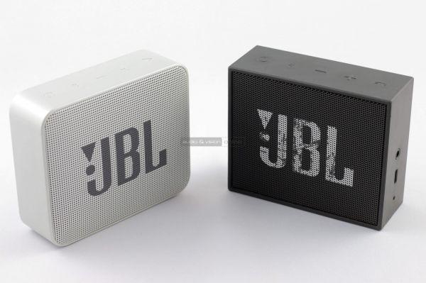 JBL GO 2 és JBL GO Bluetooth hangszórók