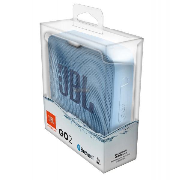 JBL GO 2 Bluetooth hangszóró doboz