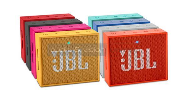 JBL GO mobil hangrendszer