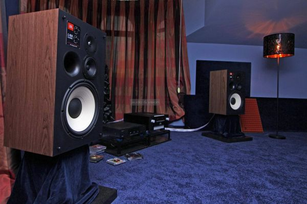 JBL L100 Classic hangfal a Házimozi Stúdióban