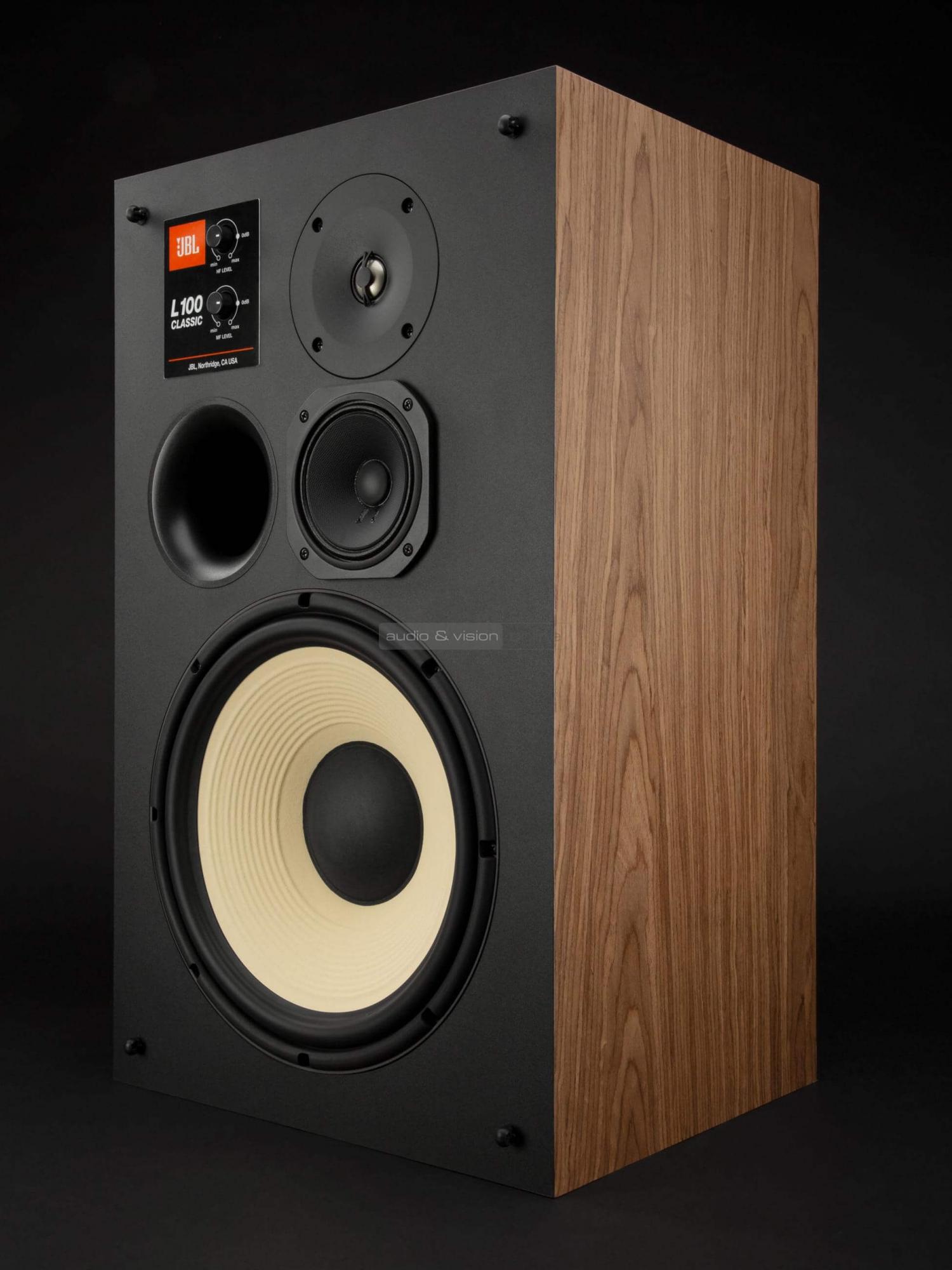 JBL L100 Classic állványos hangfal teszt | av-online hu