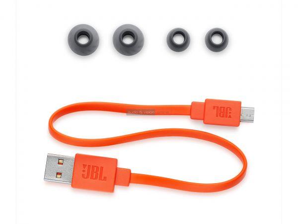 JBL LIVE 200BT nyakpántos Bluetooth fülhallgató tartozékok