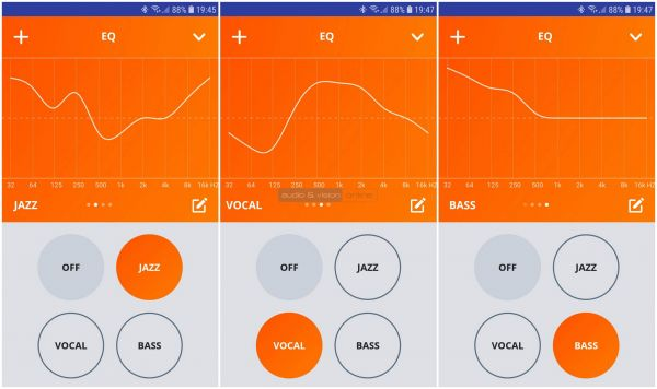JBL Headphones App EQ