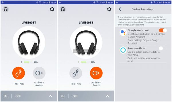 JBL Headphones App