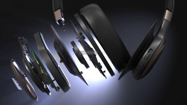 JBL LIVE 650BTNC aktív zajzáras Bluetooth fejhallgató