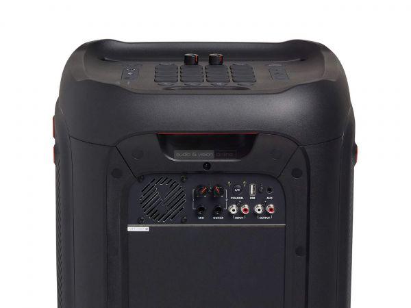 JBL PartyBox 1000 Bluetooth hangfal hátlap