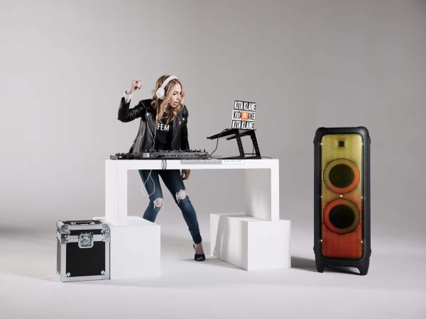 JBL PartyBox 1000 Bluetooth hangfal