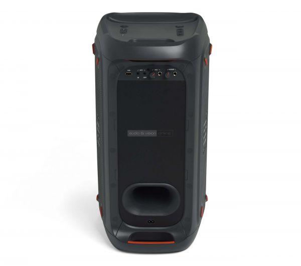 JBL PartyBox 100 Bluetooth hangszóró hátlap