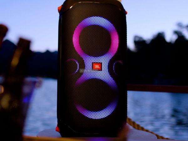 JBL PartyBox 110 party hangszóró LED