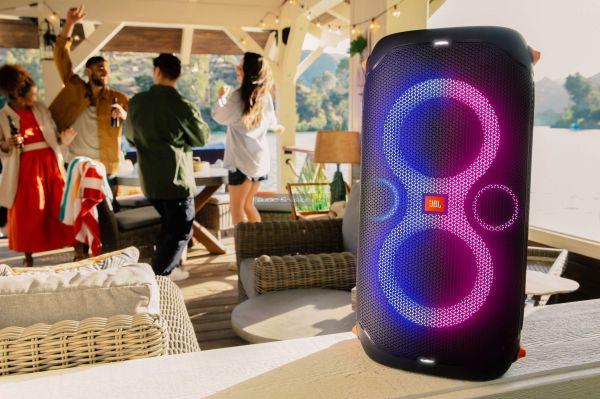 JBL PartyBox 110 party hangszóró