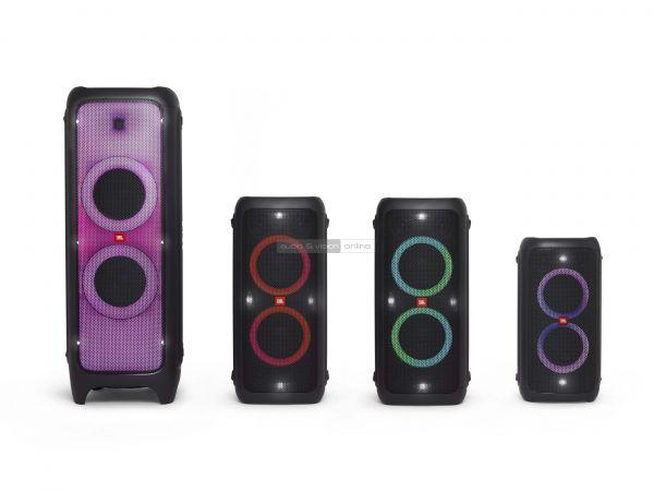 JBL PartyBox Bluetooth hangszórók