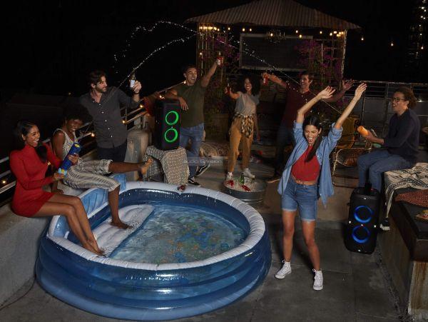 JBL PartyBox 310 parti hangszóró