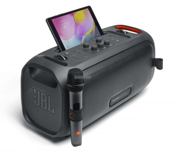JBL PartyBox On-The-Go party hangszóró