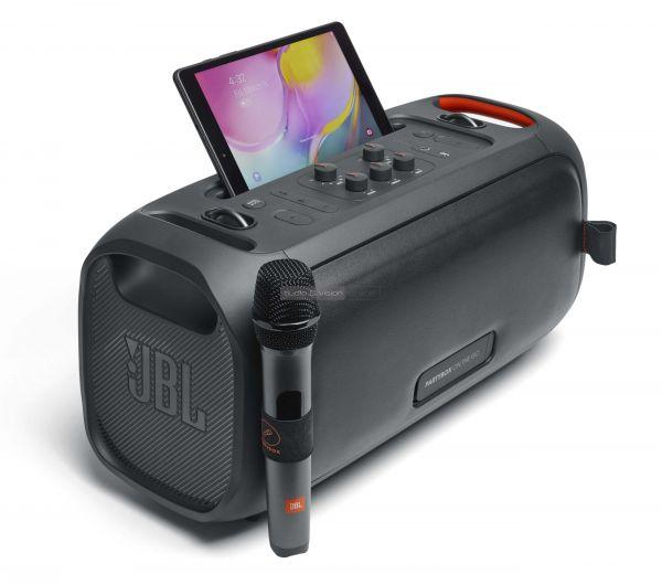 JBL PartyBox On-The-Go party hangszóró