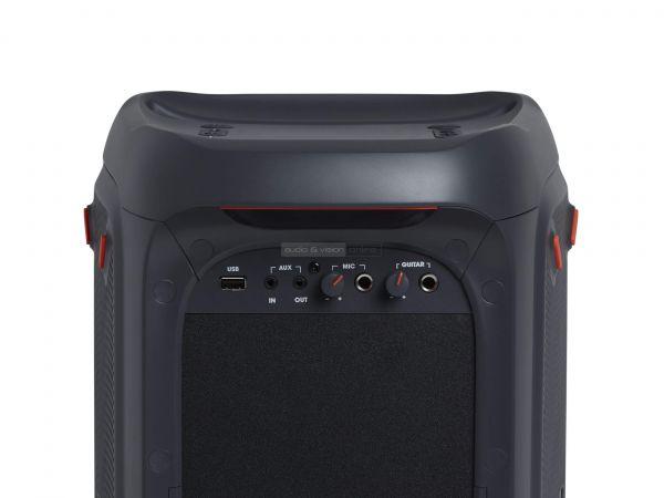 JBL PartyBox 100 Bluetooth hangfal hátlap
