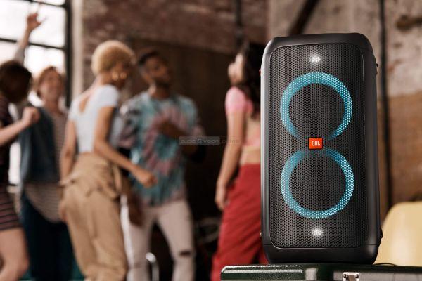 JBL PartyBox 100 Bluetooth hangfal