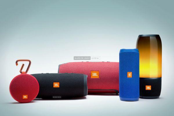 JBL Pulse Bluetooth hangszórók