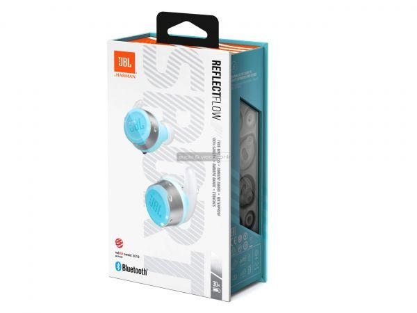 JBL Reflect Flow Bluetooth sportfülhallgató doboz