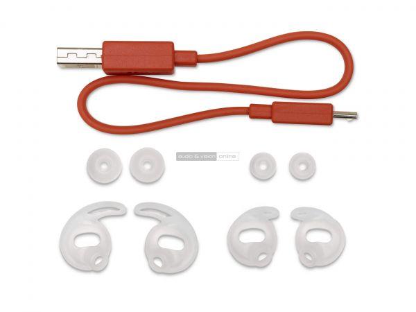 JBL Reflect Flow Bluetooth sportfülhallgató tartozékok
