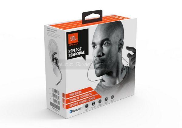 JBL Reflect Response Bluetooth sportfülhallgató doboz
