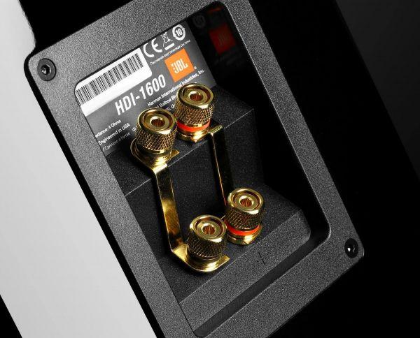 JBL Synthesis HDI-1600 hangfal csatlakozó