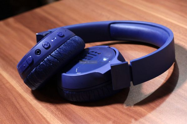JBL T600BTNC aktív zajzáras Bluetooth fejhallgató