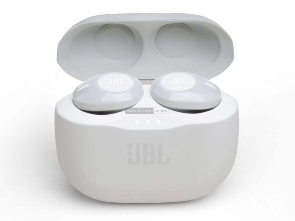 JBL TUNE 120TWS Bluetooth fülhallgató dokkoló