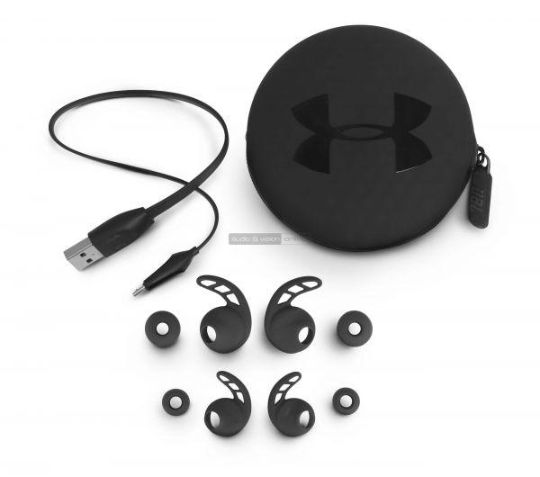 JBL UA Sport Wireless React Bluetooth sportfülhallgató tartozékok
