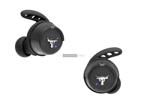 JBL UA True Wireless Flash X Project Rock Edition TWS Bluetooth fülhallgató