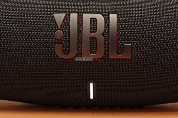 JBL Xtreme 3 Bluetooth hangszóró logo
