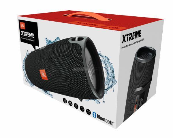 JBL Xtreme Bluetooth hangszóró doboza