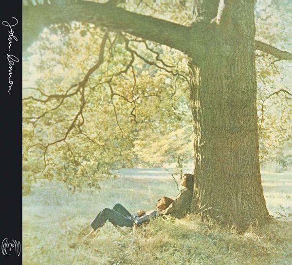 John Lennon Plastic Ono Band Album