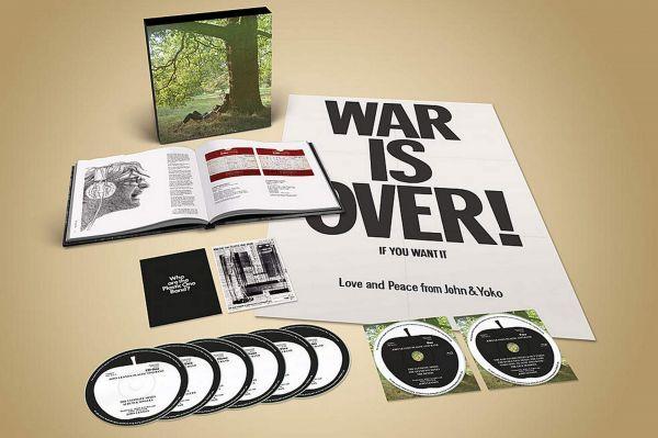 John Lennon Plastic Ono Band CD deluxe