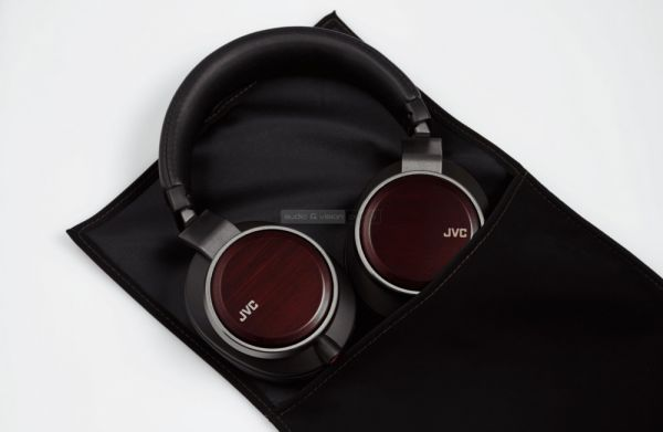 JVC HA-SHR01-E fejhallgató tok