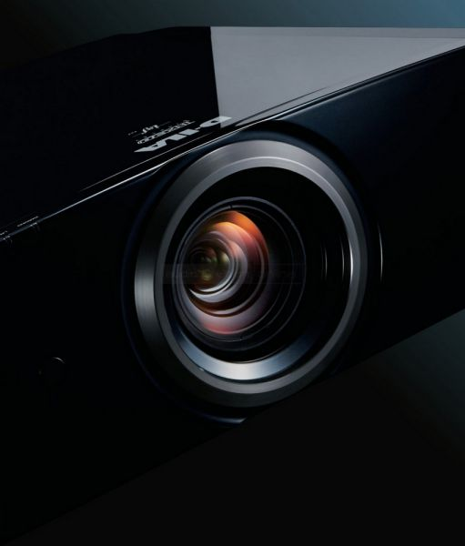 JVC házimozi projektor