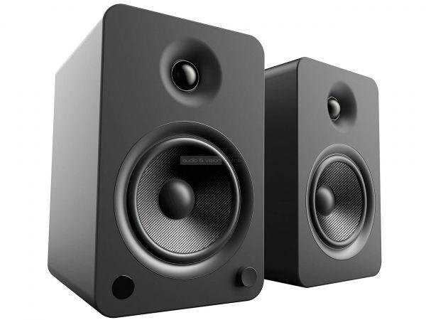 Kanto YU6 aktív hangfal teszt