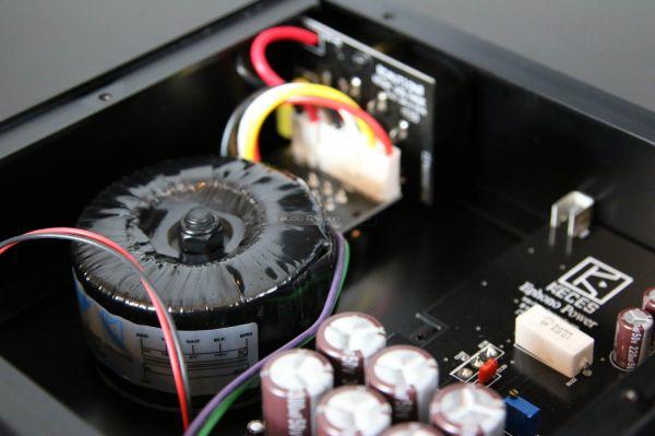 KECES Audio Ephono Power phono erősítő tápegység