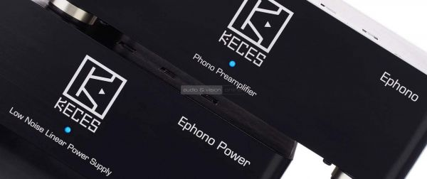 KECES Audio Ephono phono erősítő