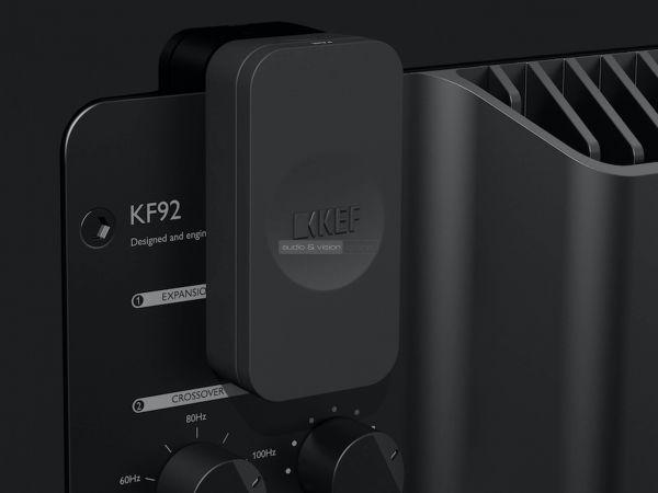 KEF KF92 aktív mélyláda vezetéknélküli erősítő