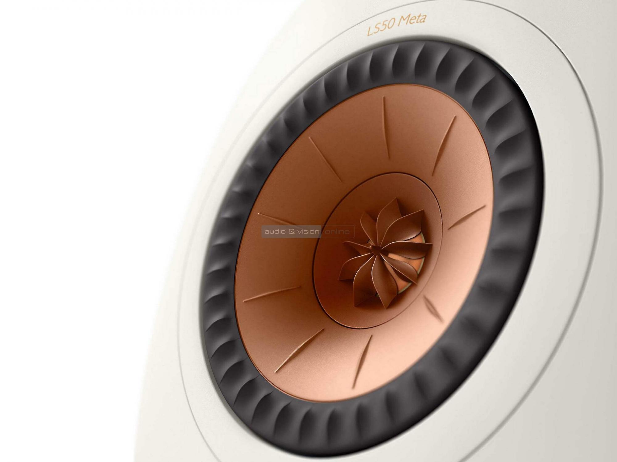 KEF LS50 Meta állványos hangfal teszt