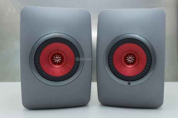 KEF LS50 Wireless aktív hangfal